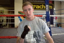 'Sant' George Jupp in confident mood ahead of Khan clash
